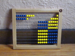 The AL Abacus: my favorite homeschool math manipulative