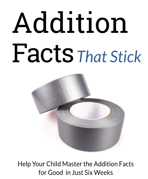 how to teach addition facts that stick