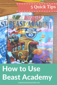 5 Quick Tips to Get the Most Out of Beast Academy