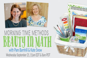 Word Problem woes? Join Pam Barnhill and me for a free webinar