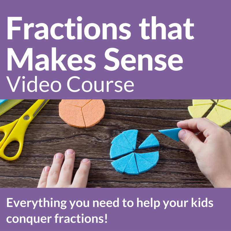 Homeschool Math Teaching Video Course