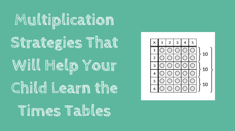 Multiplication Strategies That Will Help Your Child Master The Times